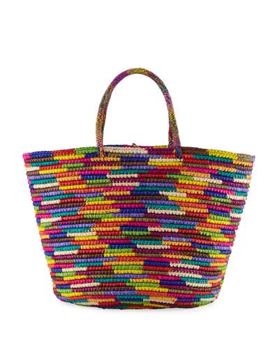 Straw Bag Handbag Neiman Marcus