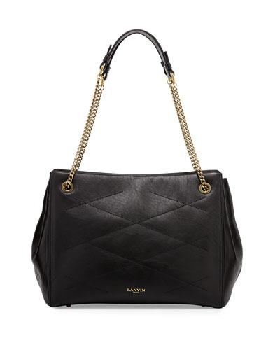 Sugar Medium Tote Bag, Black