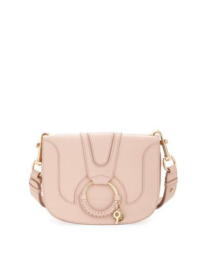Hana Medium Ring Saddle Bag