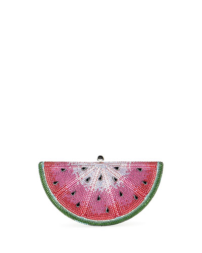 Slice Watermelon Clutch Bag