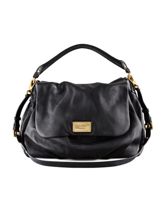 Classic Q Ukita Shoulder Bag, Black