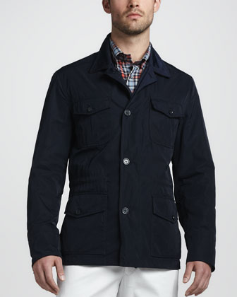 Four-Pocket Field Jacket