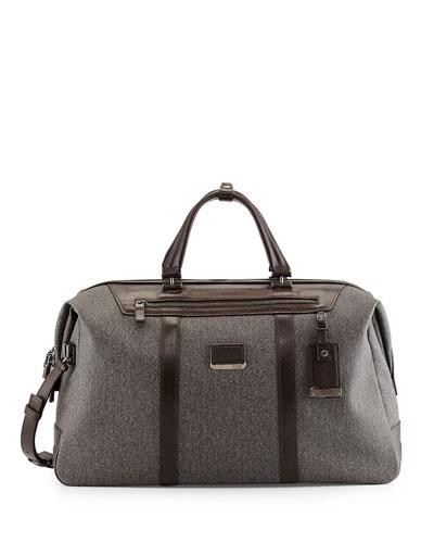 San Remo Soft Duffel Bag, Earl Gray