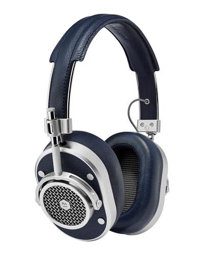 Master & Dynamic Mh 40 Over - ear Headphones, Navy