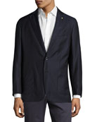 The Excursionist Blazer, Barchetta Blue
