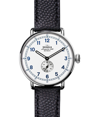 43mm Canfield Cannonball Limited Edition Watch