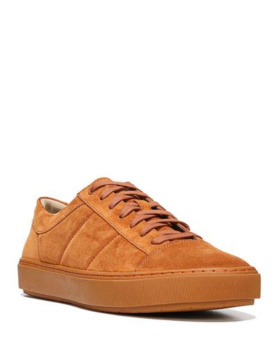 Lynford Suede Low-Top Sneaker