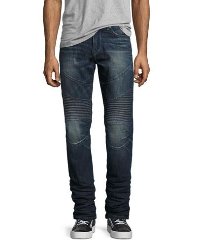 Geno Moto Straight-Leg Jeans, Urban Dweller