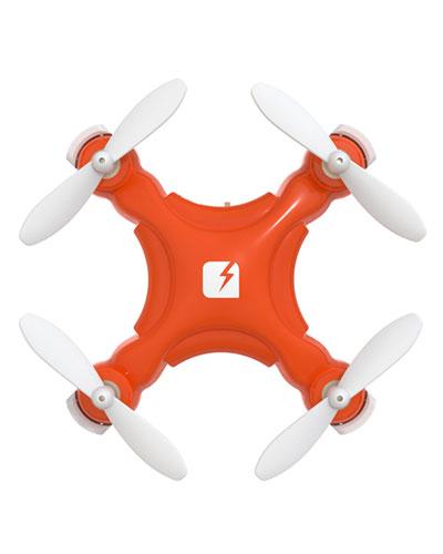 TRNDLabs Neiman Marcus Skeye Nano Drone, Orange / white