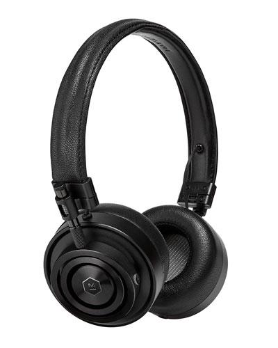 Master & Dynamic Mh 30 On - ear Headphones, Black