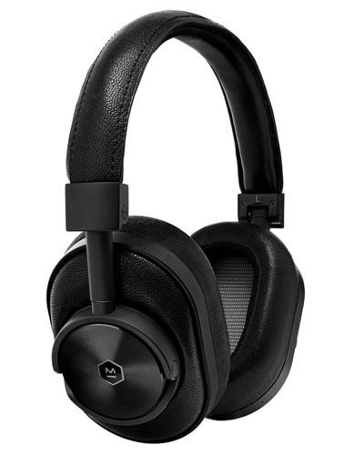 Master & Dynamic Mw 60 Wireless Over - ear Headphones, Black / black