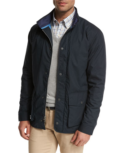 Harrison Field Jacket, Navy