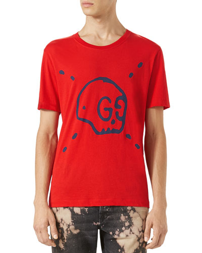 GucciGhost T-Shirt, Red