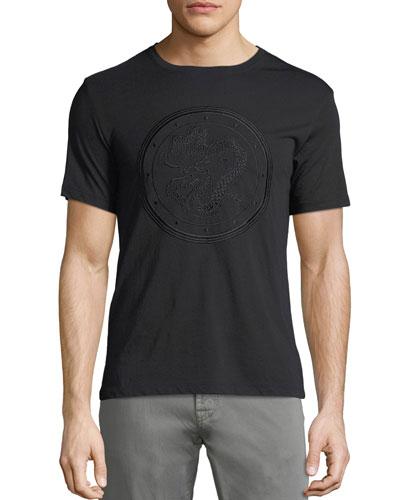 Dragon Crewneck T-Shirt