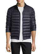 Garin Quilted Puffer Jacket