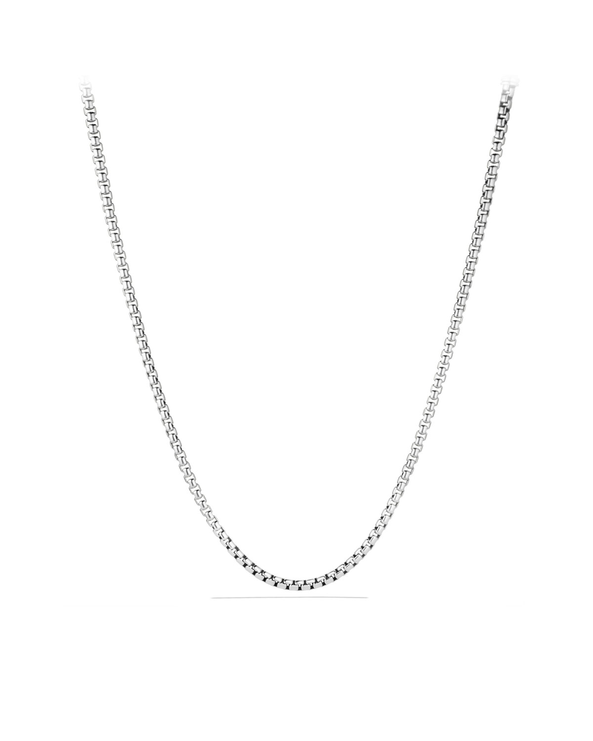Men's Extra-Large Box Chain