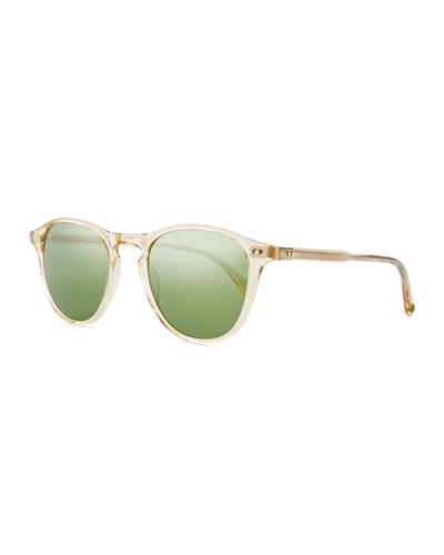 Hampton Square Plastic Sunglasses