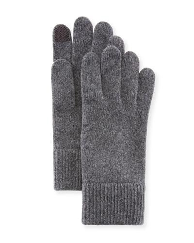 Cashmere Tech Gloves