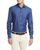 Royal Oxford Shirt, Blue