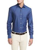 Royal Oxford Shirt, Blue