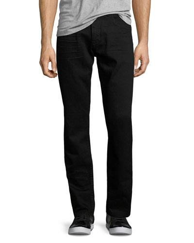 Mr. 87 Slim-Fit Jeans, Black
