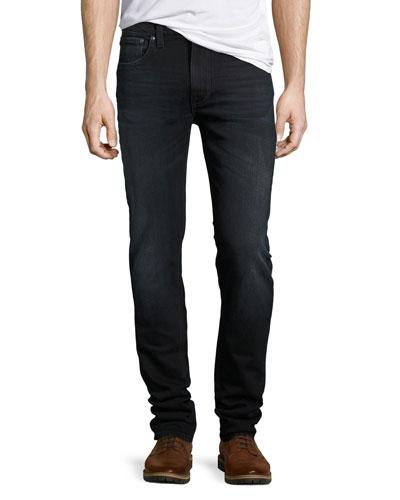 Lean Dean Skinny Jeans, Black