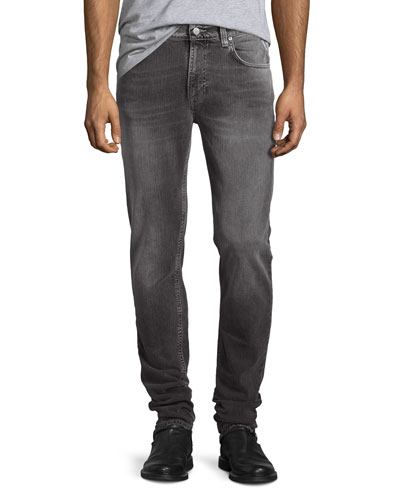 Lean Dean Skinny Jeans, Gray Hunt