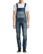 Windsor Skinny Coveralls, Indigo