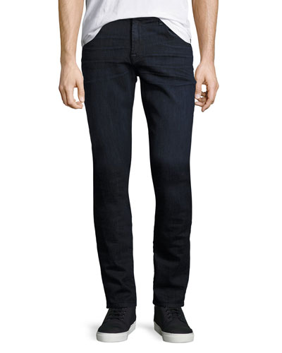 Luxe Performance: Paxtyn Prowl Jeans, Blue