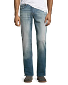 Slimmy Slim Mission Roads Jeans, Blue