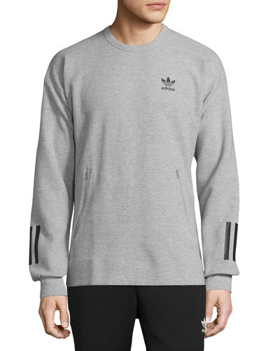 Instinct Thermal Sweatshirt, Gray