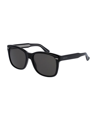 square sunglasses  Black Square Sunglasses