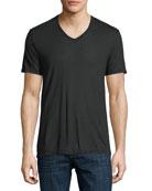 ATM Anthony Thomas Melillo Modal V-Neck T-Shirt