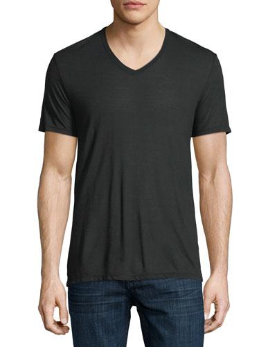 Modal V-Neck T-Shirt