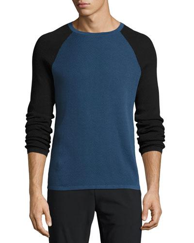 Savaro Breach Thermal Shirt, Blue/Black
