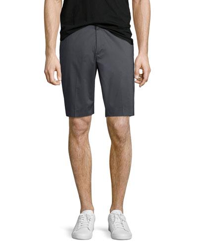 Beck Verden Stretch-Cotton Shorts