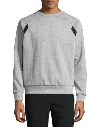Brence Teknit Sweatshirt, Gray