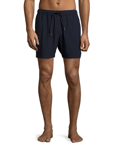 Cosmos Simulate Swim Trunks, Navy