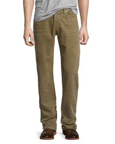 Graduate Sulfur Infantry Corduroy Pants, Khaki
