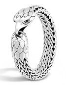 Gourmette Classic Chain Men's Bracelet with Lapis