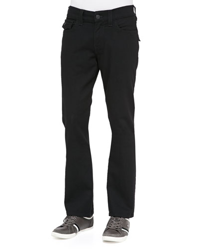 e90d144a8f6e Quick Look. True Religion · Ricky Midnight Straight-Fit Jeans. Available in  Black