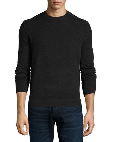 Vetel Long-Sleeve Cashmere Sweater