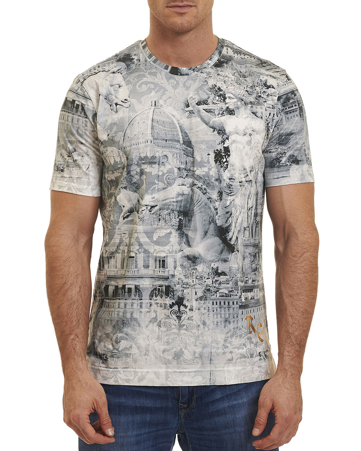 COLOSSEUM GRAPHIC TEE