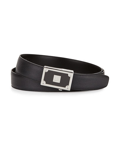 Carbon Fiber Leather Belt