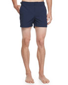 Setter Short-Length Swim Trunks, Navy