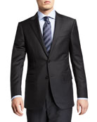 Ermenegildo Zegna Men's Trofeo Milano Two-Piece Wool Suit