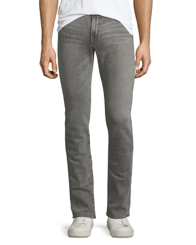 L'Homme Slim-Straight Jeans, Rushmore