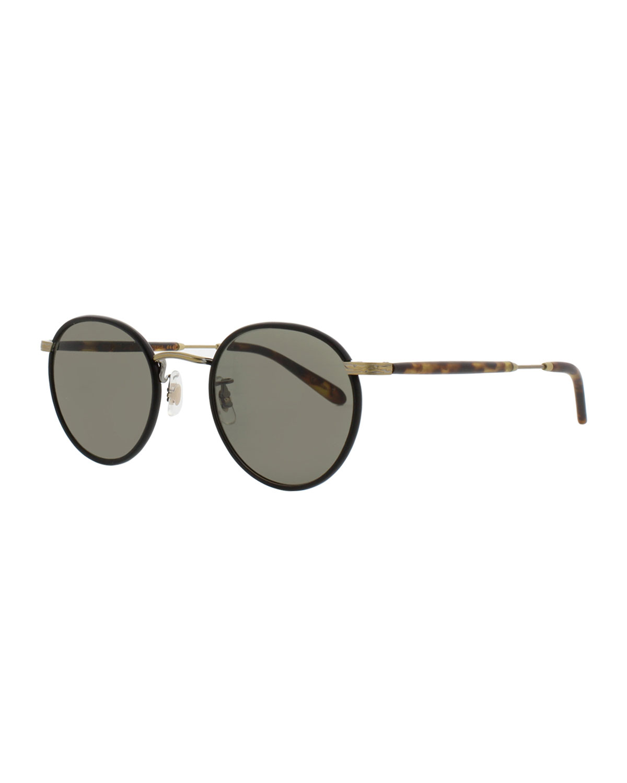 Wilson 49 Round Sunglasses