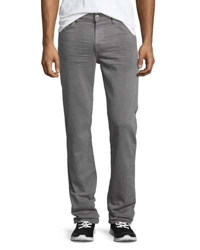 Luxe Performance: Slimmy Shaded Stone Jeans