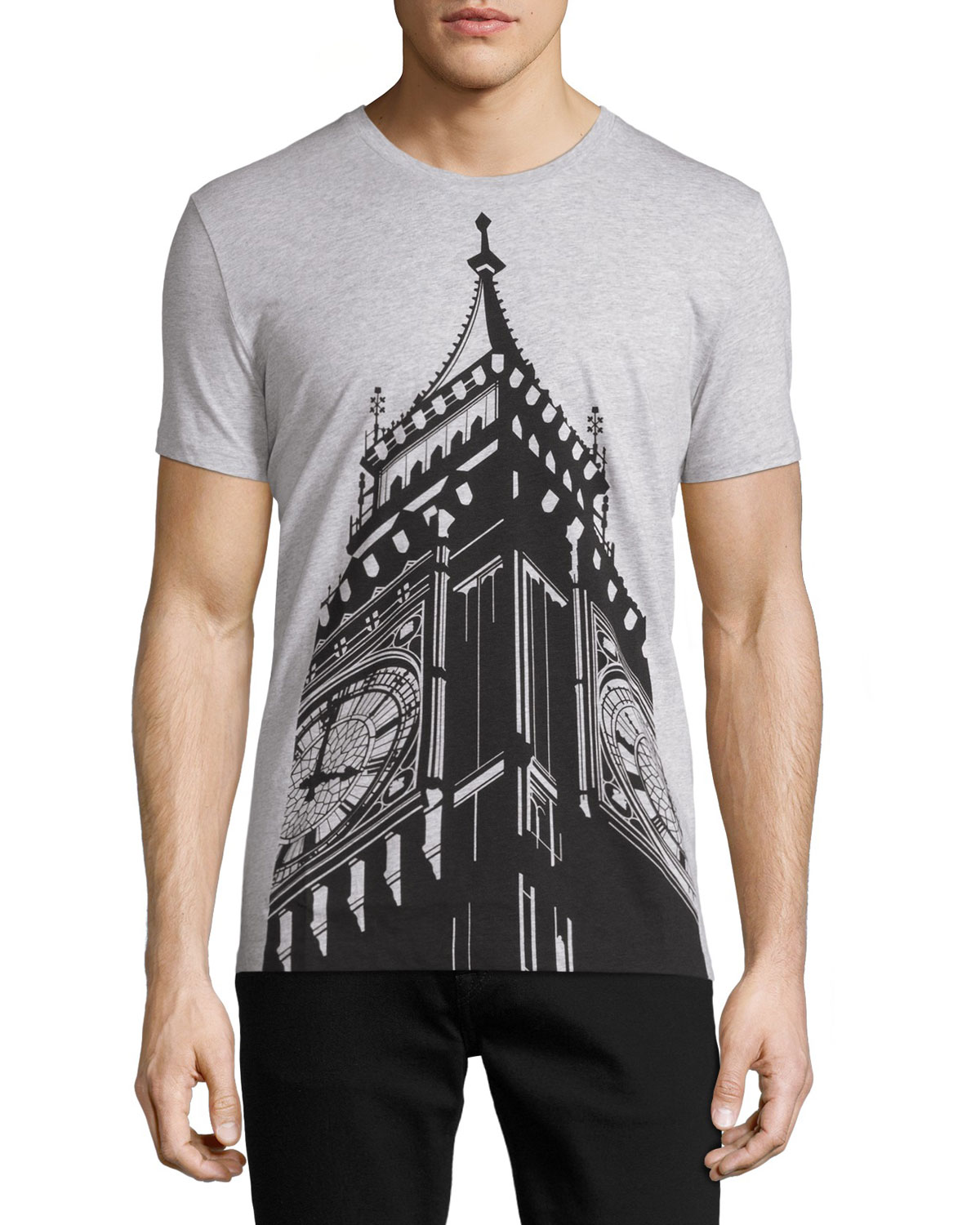 Kelmsley Big Ben Graphic T-Shirt
